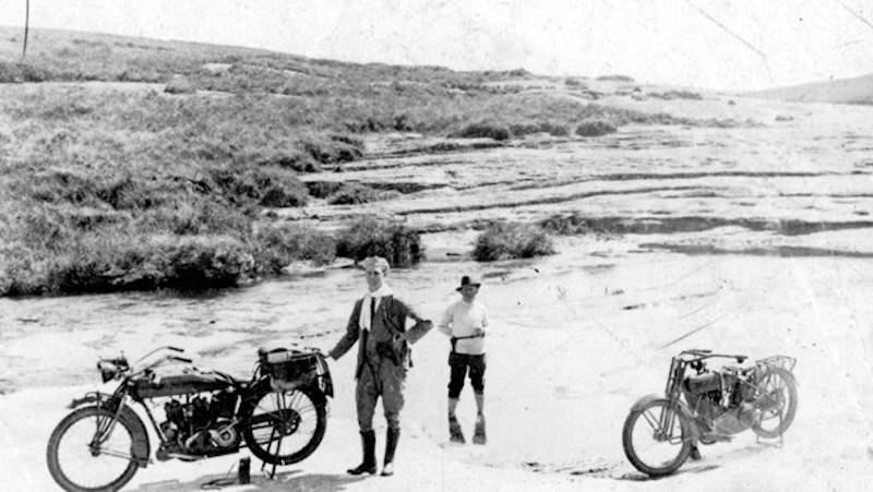 Primeira Viagem de Moto Brasil