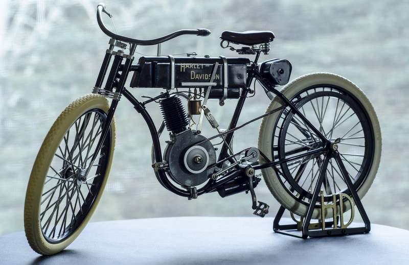 A História da Moto