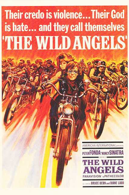 Filme sobre motocicletas The Wild Angels